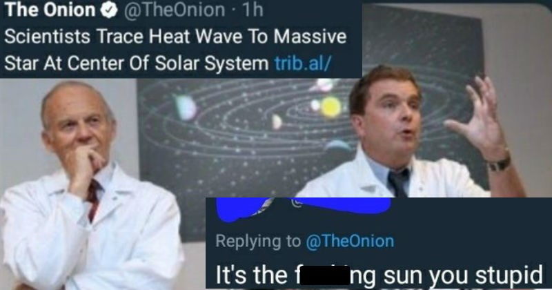 clueless people reacts to the onion headlines