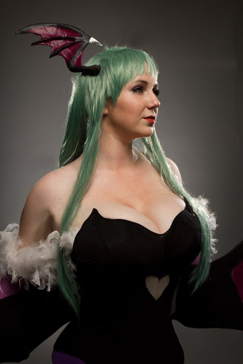 cosplay Darkstalkers morrigan aensland video games - 6272330752