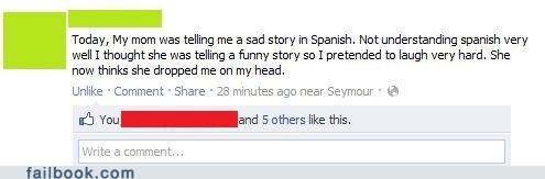 spanish,failbook,g rated