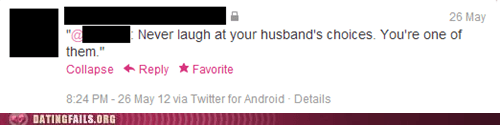 husbands choices mistakes twitter wifey wisdom - 6272859392