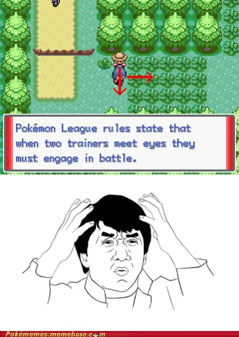 Battle gameplay my brain is full of Pokémon pokemon league rules - 6273474816