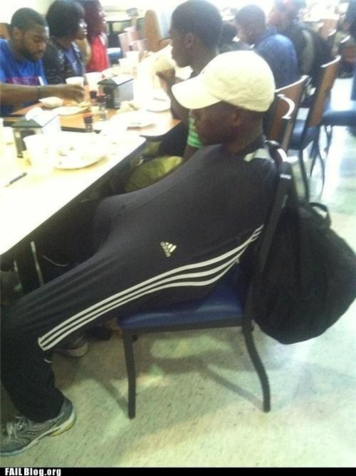 adidas cafeteria hiked up pants - 6273501696