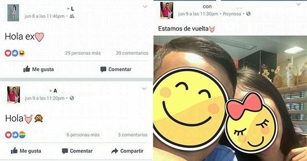 relaciones facebook
