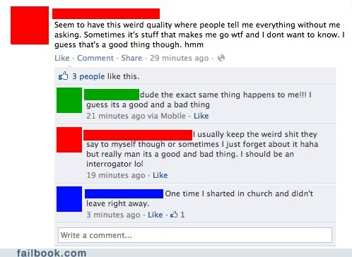 sharting TMI Oversharing church - 6274561024