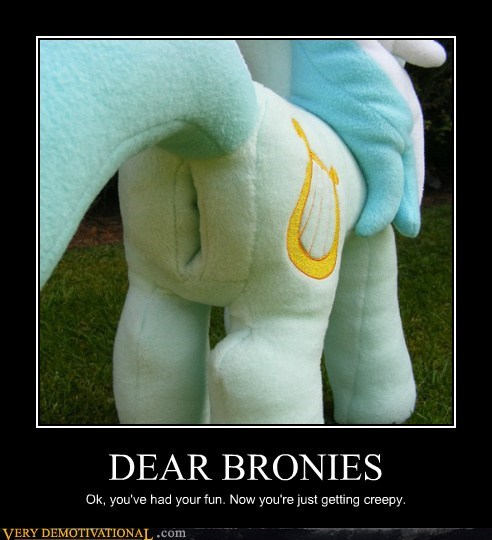 Bronies eww fun horrible sexy times Terrifying - 6274979840