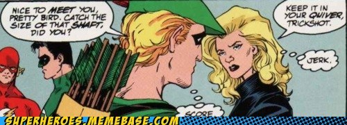 black cat green arrow innuendo Straight off the Straight off the Page - 6275058688