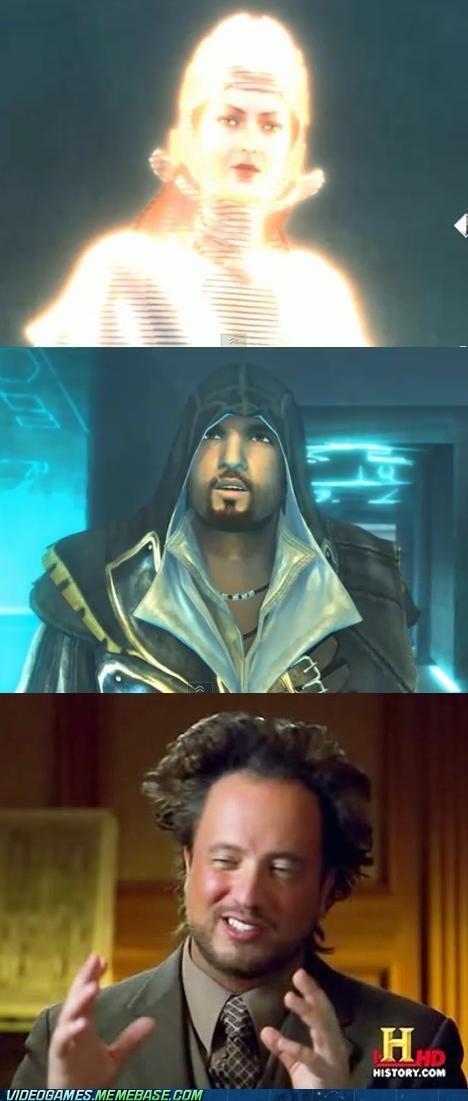 Aliens assassins creed meme spoilers