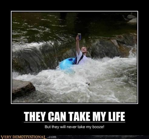 booze drowning hilarious kayak rafting - 6275623680
