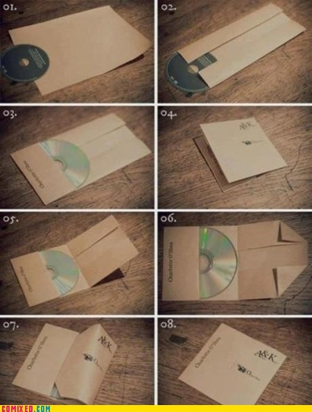 cd case,instructions,paper,the internets