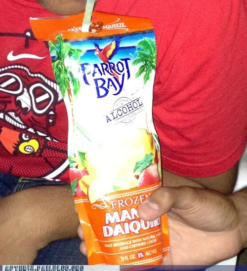 capri sun,capri sun for grown-ups,parrot bay