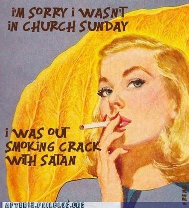 church crack satan - 6275906560