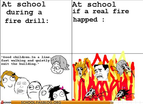 fire drill - 6275957248