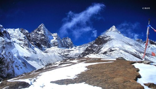 everest mountain nepal snow - 6276104448