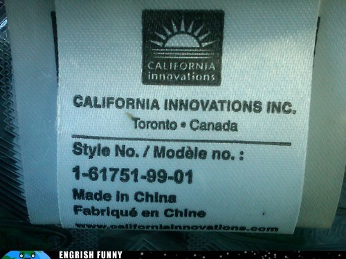 california california innovations Canada China los angeles shanghai toronto - 6276347904