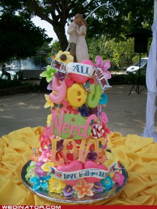 beatles cakes funny wedding photos - 6276863744