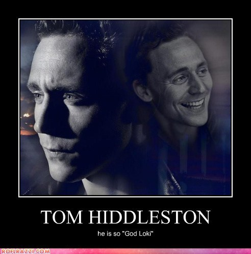 actor celeb demotivational funny sexy tom hiddleston - 6277460224