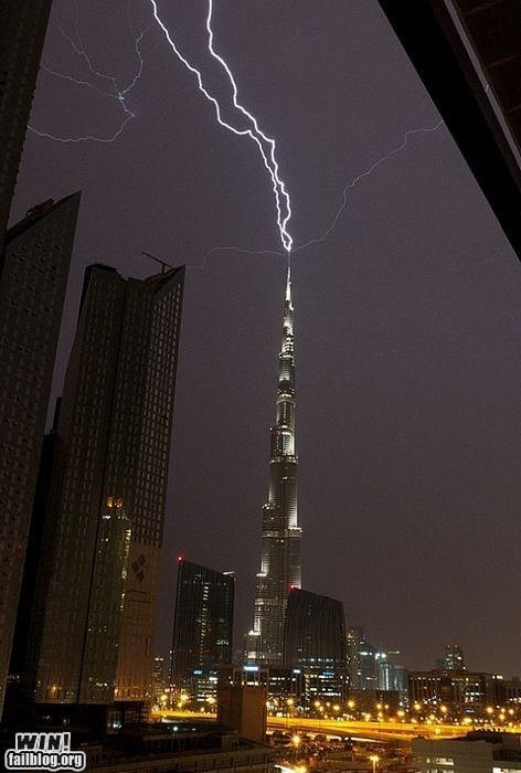 Burj Khalifa krakoom lighting mother nature ftw tower wincation - 6277500672