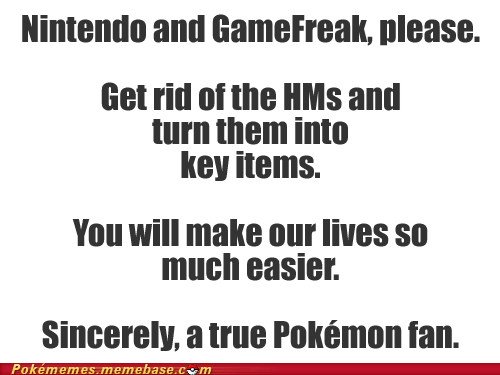 dive Game Freak gameplay hms key item not forced Pokémon surf - 6277622272