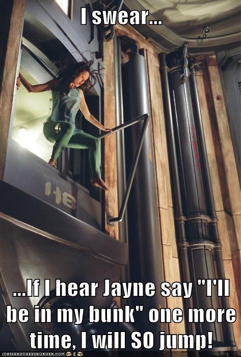 annoying Firefly i swear jayne jump river tam summer glau - 6277995520