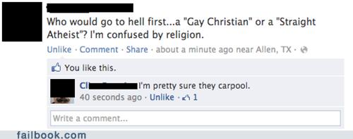atheist christian gay hell religion straight - 6278089216