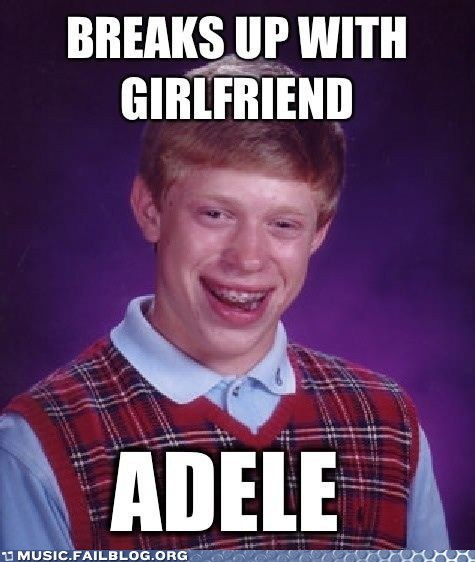 adele bad luck brian breaking up dating - 6278205440