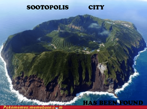 amazing,dive,IRL,sootopolis city