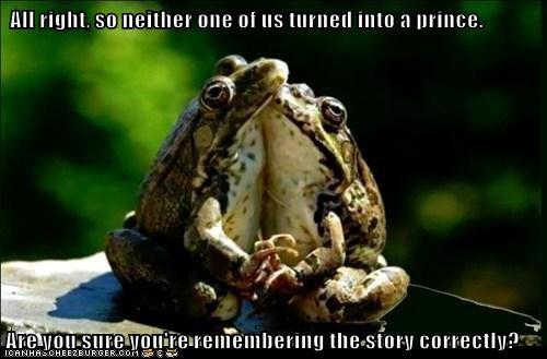 frogs lilypad prince - 6278604032
