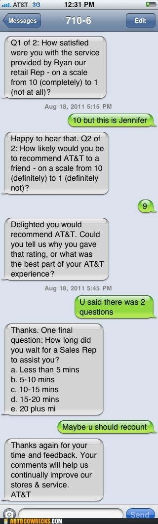 att-customer-service at&t customer service counting math fail - 6279055872