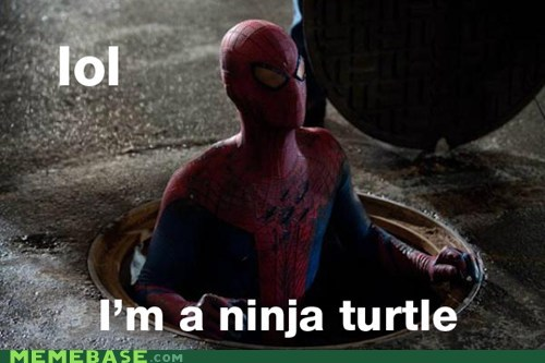 Movie Spider-Man Super-Lols TMNT - 6279217664