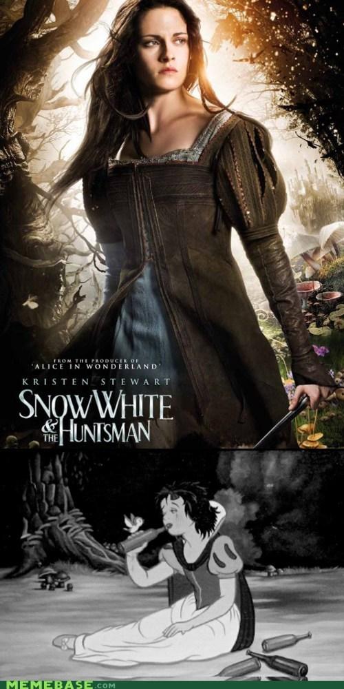 kristen stewart,Memes,snow white