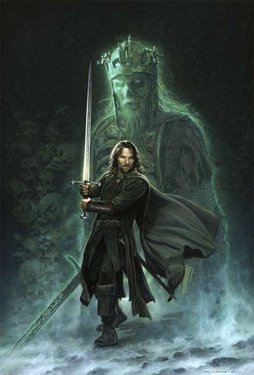 books Fan Art Lord of the Rings movies - 6279403264