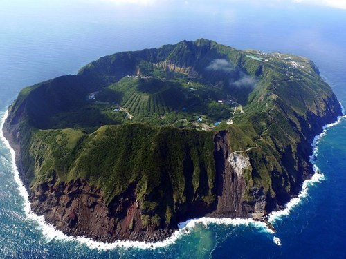 Hall of Fame island Japan mountain volcano - 6279725824
