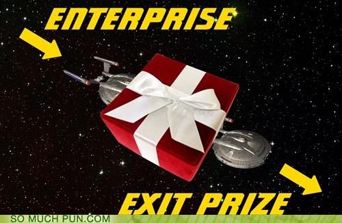 directions enter enterprise exit Hall of Fame opposite prefix Star Trek - 6279731456