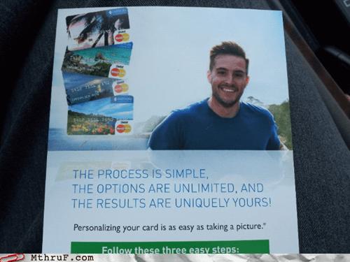 banks credit card g rated mastercard monday thru friday personalize personalized credit card ridiculously photogenic g ridiculously photogenic guy RPG - 6279833344