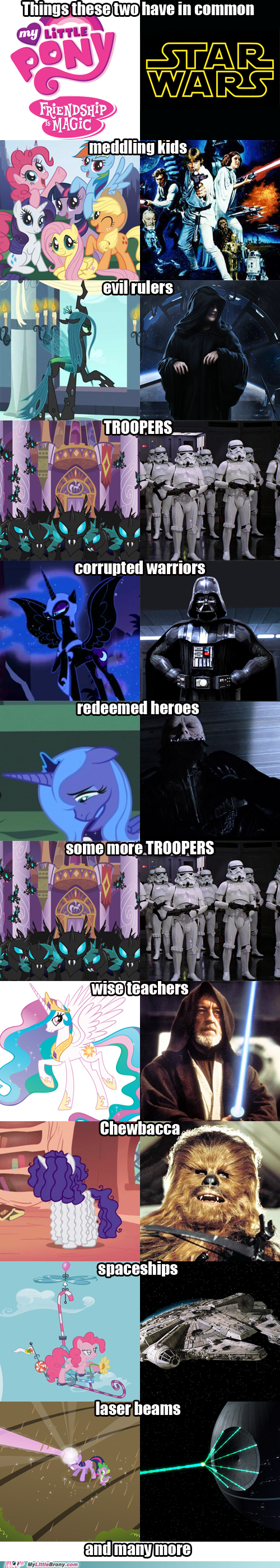 best of week fandom my little pony star wars the internets things in common - 6279891456