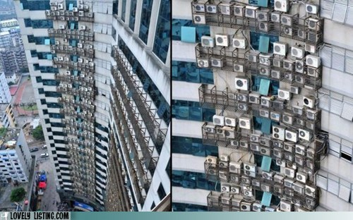 air conditioners high rise windows - 6279912448