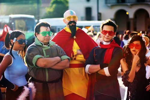 avatar-the-legend-of-kor avatar-the-legend-of-korra best of week cartoons cosplay TV - 6280292864