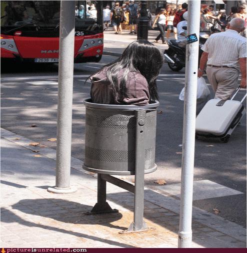 bus stop samara the ring wtf - 6280338432