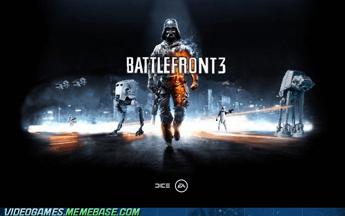 Battlefield 3,battlefront,crossover,star wars