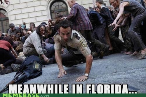 florida Meanwhile SOON zombie - 6280443904