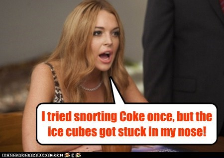 actor celeb drugs funny lindsay lohan - 6280645632