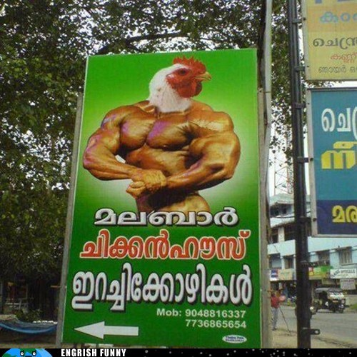 chicken gym india restaurant tamil - 6280752384