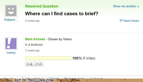 brief briefcase cases law Yahoo Answer Fai Yahoo Answer Fails - 6280872448