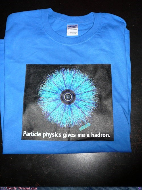 clever pun science shirt T.Shirt