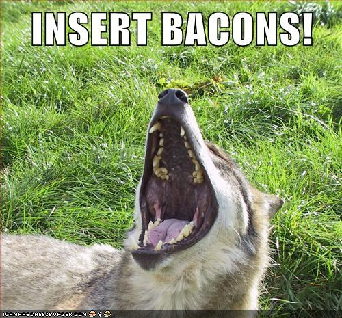bacon grass open mouth what breed - 6281463296