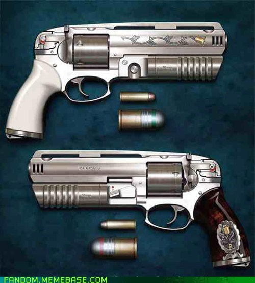 gun It Came From the It Came From the Interwebz pistol revolver - 6282106880
