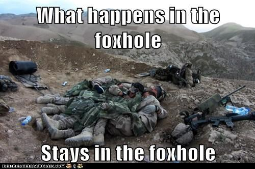 foxhole,political pictures,soldiers