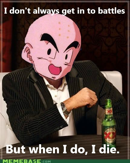 dragonball piccolo The Most Interes the most interesting man in the world