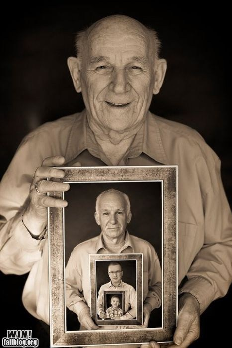 family Father g rated generation grandfather Hall of Fame photography win - 6283670528