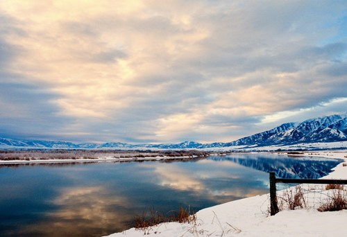 lake,mountain,snow,utah,valley,winter